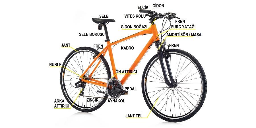 şehir tur bisikleti